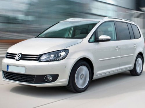 Vw Touran 7seats